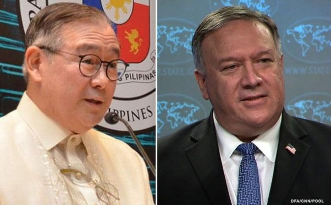 Mỹ và Philippines củng cố liên minh, duy trì phán quyết về Biển Đông