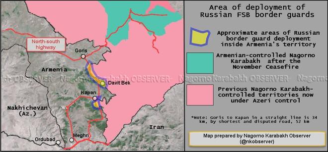 Nhận lệnh của TT Putin, đặc nhiệm FSB cơ động bất ngờ ở Armenia: Đừng dại chọc gấu Nga! - Ảnh 4.