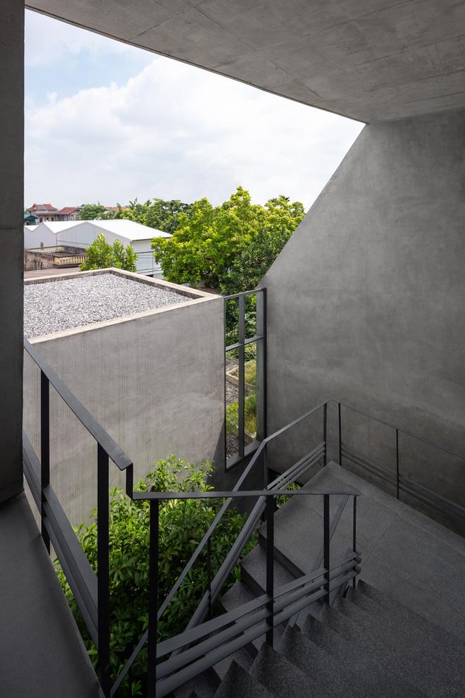 Căn nhà 290m2 chẳng mấy nổi bật tại Thanh Trì, Hà Nội lên báo ngoại - Ảnh 2.