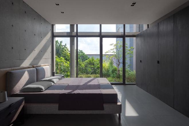 Căn nhà 290m2 chẳng mấy nổi bật tại Thanh Trì, Hà Nội lên báo ngoại - Ảnh 7.