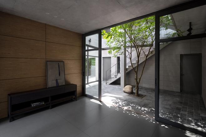 Căn nhà 290m2 chẳng mấy nổi bật tại Thanh Trì, Hà Nội lên báo ngoại - Ảnh 9.