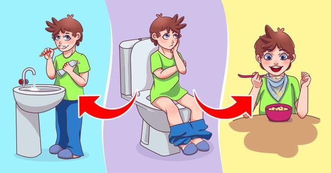 Các nha sĩ trả lời câu hỏi dễ mà khó: Nên đánh răng trước hay sau bữa ăn sáng? - Ảnh 2.