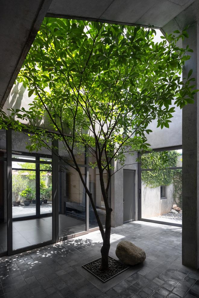 Căn nhà 290m2 chẳng mấy nổi bật tại Thanh Trì, Hà Nội lên báo ngoại - Ảnh 12.
