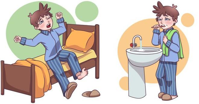 Các nha sĩ trả lời câu hỏi dễ mà khó: Nên đánh răng trước hay sau bữa ăn sáng? - Ảnh 1.