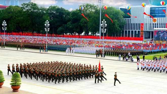 """Hiện đại hóa quân đội để bảo vệ vững chắc Tổ quốc """"từ sớm, từ xa"""" - Ảnh 1."""