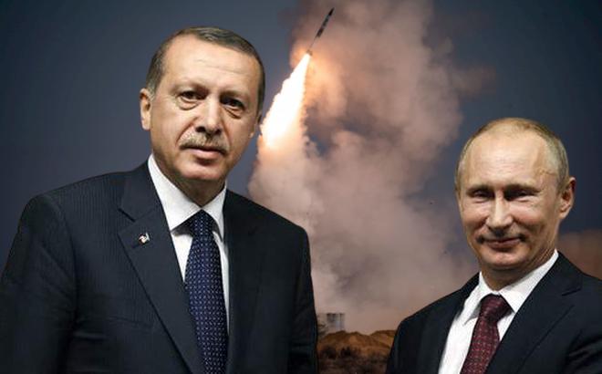 """""""Cặp vợ chồng già"""" Mỹ-Thổ khó """"ly hôn"""", chiêu bài S-400 Nga thất bại?"""