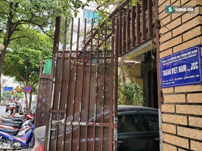 Vụ phát hiện 600 kg ma túy trong container: Trụ sở công ty TaKan Việt Nam vẫn sáng đèn - Ảnh 1.