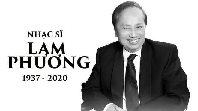 Nhạc sĩ Lam Phương qua đời ở tuổi 83 - Ảnh 1.
