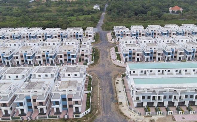 Xây dựng trái phép tại dự án gần 500 căn nhà thấp tầng ở Đồng Nai, thu lợi bất hợp pháp, LDG Group bị 'tuýt còi'