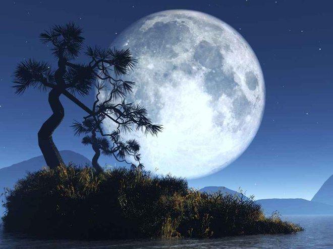 Bạn thấy mặt trăng hay khuôn mặt trước tiên: Câu trả lời cho thấy bạn có trực giác nhạy bén hay không - Ảnh 1.