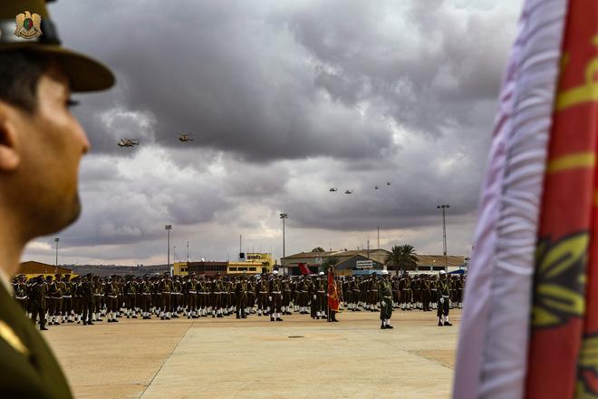 Quyết chiến ở Trung Đông: Lực lượng Mỹ vào vị trí, PK Iran sẵn sàng chiến đấu, Israel tập kích dọn đường - Ảnh 4.