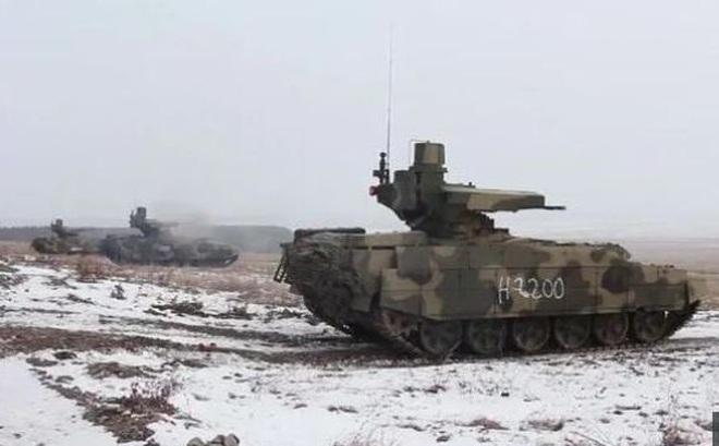 """Video: Sức mạnh khủng khiếp từ """"Kẻ hủy diệt"""" của Nga"""