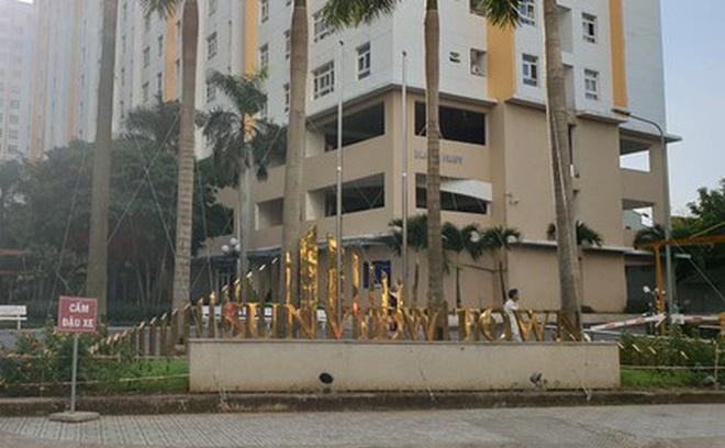 Người phụ nữ 63 tuổi nghi rơi từ tầng 16 chung cư Sunview Town ở Sài Gòn