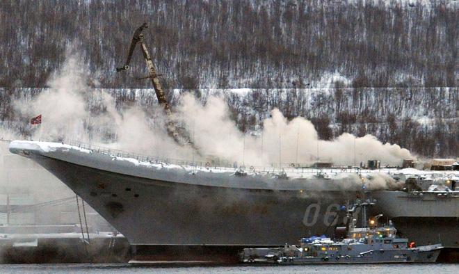 Đô đốc Kuznetsov nắn gân thất bại ở Syria: Nga có cũng như không? - Ảnh 3.