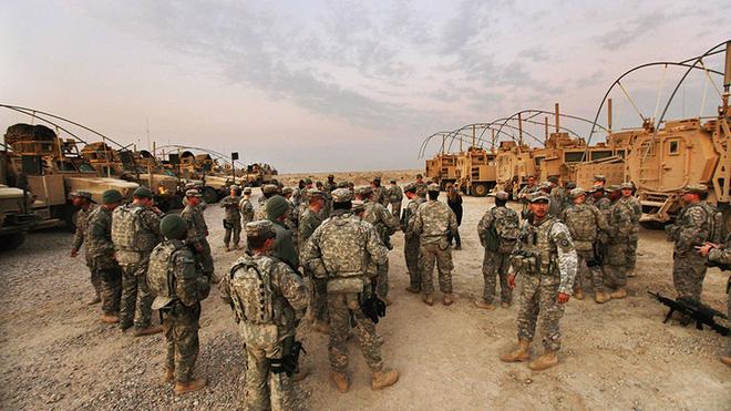 Giao tranh dữ dội ở biên giới Iran, đã có binh sĩ thiệt mạng - Tổng thống Trump quyết ăn thua đủ với kẻ thù không đội trời chung - Ảnh 1.