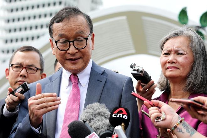 Kế hoạch mua vắc-xin Covid-19 của ông Hun Sen bị cáo buộc sốc: Bộ trưởng Tư pháp Campuchia gửi thư khẩn - Ảnh 1.