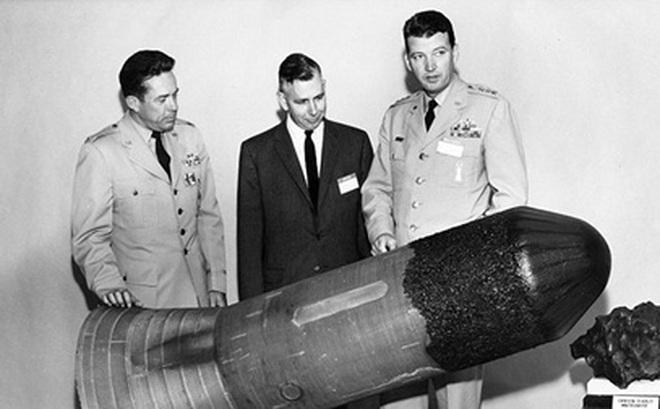 Cha đẻ của chương trình không gian quân sự Mỹ