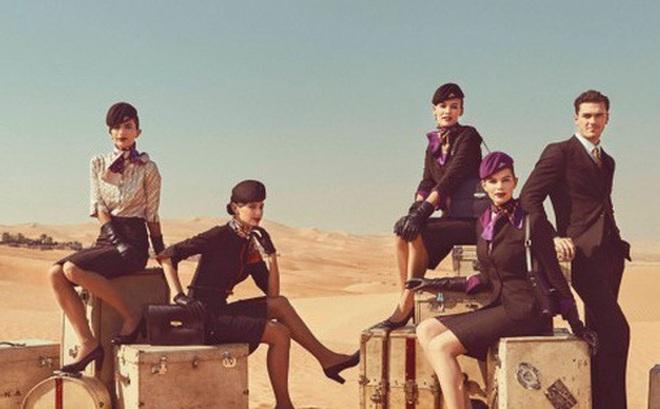 Bất ngờ khi biết lý do các tiếp viên hàng không thường là các mỹ nam, mỹ nữ