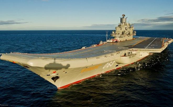 """Đô đốc Kuznetsov """"nắn gân"""" thất bại ở Syria: Nga có cũng như không?"""