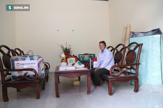 Người đàn bà khốn khổ ở Hanh Cù đã có căn nhà mới kiên cố - Ảnh 6.