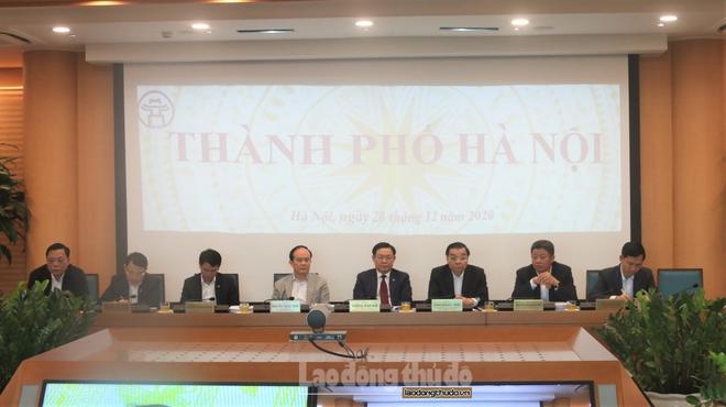 GRDP năm 2020 của Hà Nội cao gấp 1,5 lần so với cả nước - Ảnh 1.