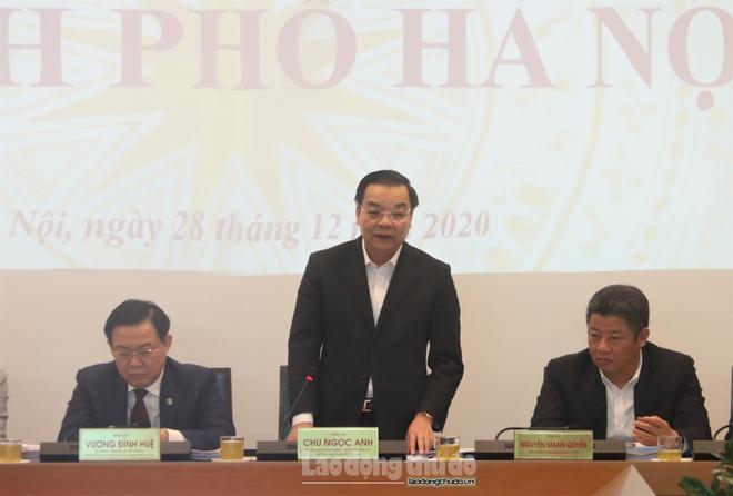 GRDP năm 2020 của Hà Nội cao gấp 1,5 lần so với cả nước - Ảnh 2.