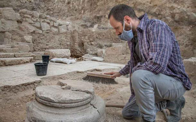 Đào đường, lọt vào kho báu tráng lệ hơn 2.000 năm tuổi - Ảnh 3.