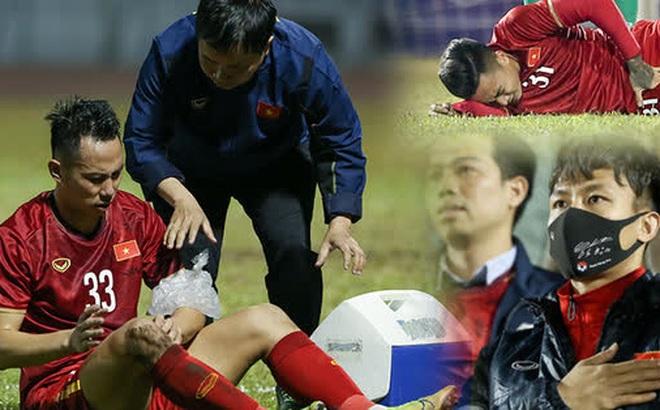 Nhiều CLB V.League méo mặt khi đón 'thương binh' từ đội tuyển trở lại