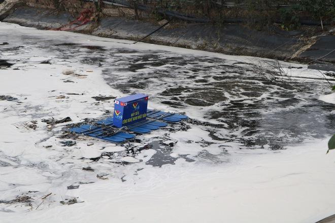 JVE thí điểm xử lý mùi bãi rác Nam Sơn miễn phí bằng công nghệ Nhật Bản - Ảnh 6.