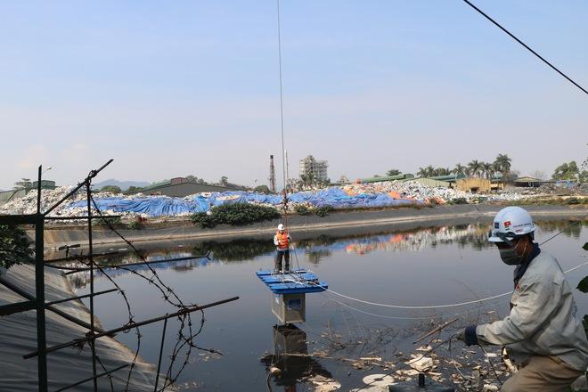 JVE thí điểm xử lý mùi bãi rác Nam Sơn miễn phí bằng công nghệ Nhật Bản - Ảnh 5.