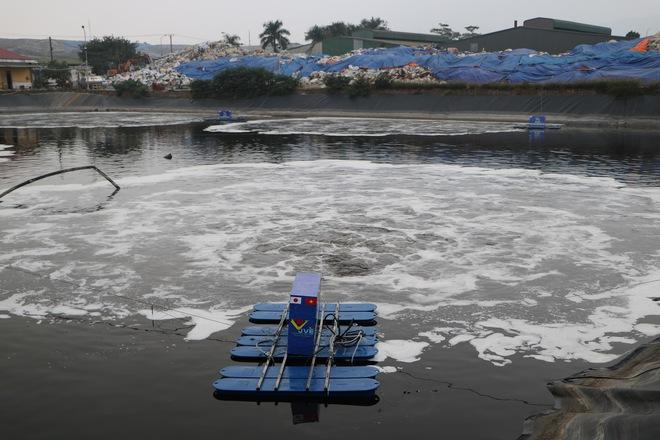 JVE thí điểm xử lý mùi bãi rác Nam Sơn miễn phí bằng công nghệ Nhật Bản - Ảnh 7.