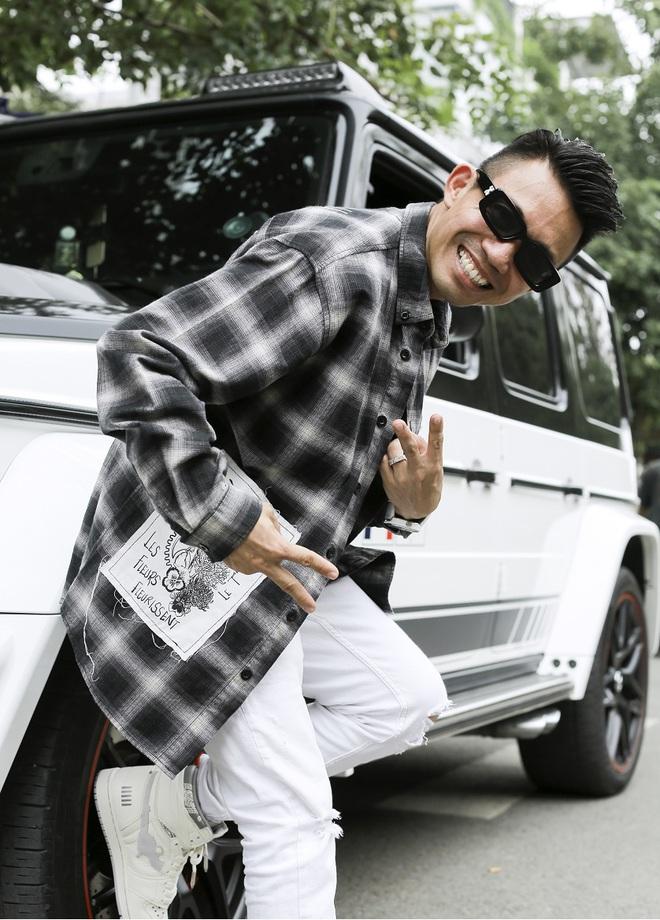 Đại gia Minh Nhựa lên tiếng về tin đồn lấn sân nghệ thuật, làm rapper - Ảnh 3.