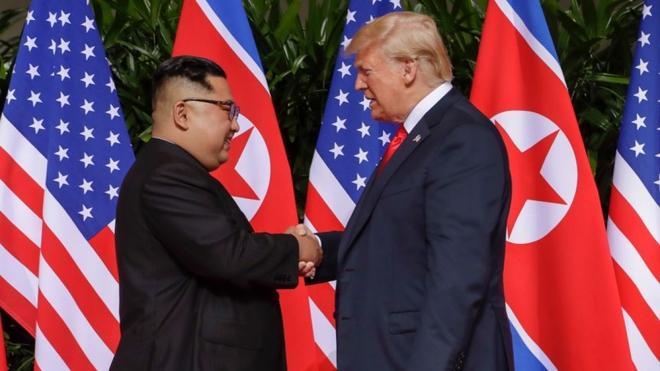 """4 năm """"nghệ thuật đàm phán"""" của Trump làm thay đổi quan hệ giữa Mỹ với thế giới - Ảnh 1."""