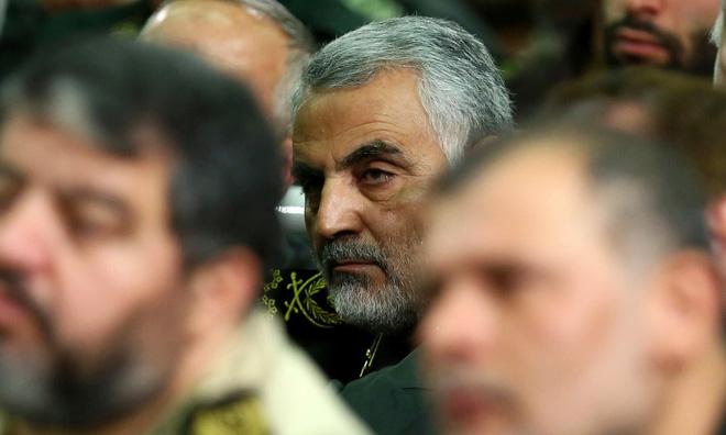 Mỹ bất ngờ có thêm lý do để tập kích phủ đầu Iran: 3 vạn tên lửa chính xác chĩa vào Israel! - Ảnh 2.