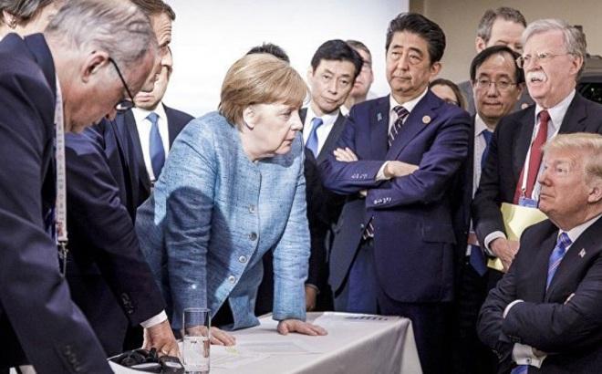 """4 năm """"nghệ thuật đàm phán"""" của Trump làm thay đổi quan hệ giữa Mỹ với thế giới"""