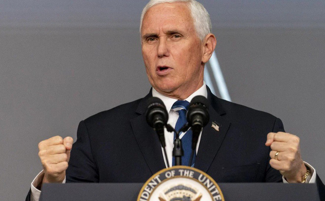 Phe ông Trump nộp đơn kiện để ép ông Mike Pence lật ngược kết quả bầu cử