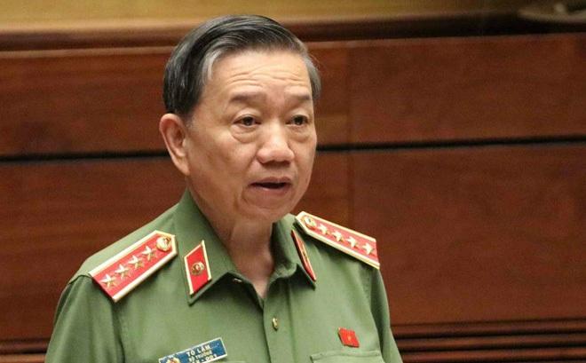 Bộ trưởng Công an Tô Lâm: Mỗi ngày có hàng trăm người xuất nhập cảnh bất hợp pháp ở Việt Nam