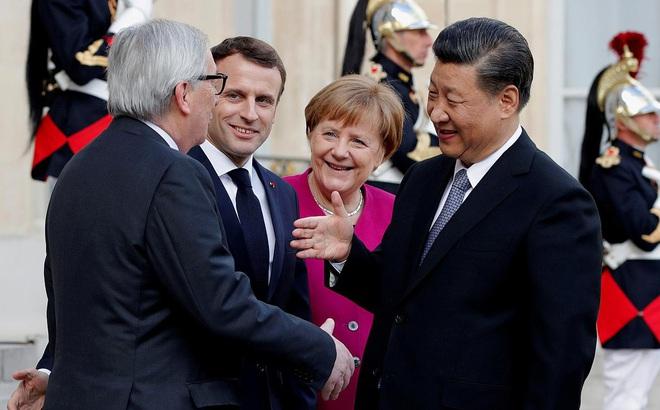 """EU """"gồng mình"""", phớt lờ cảnh báo của Mỹ - Trung Quốc sắp thắng lớn với thỏa thuận lịch sử?"""