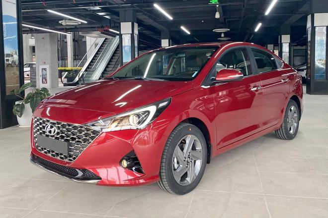 Khô máu với Toyota Vios, Hyundai Accent 2021 bán rẻ hơn 40 triệu đồng có gì? - Ảnh 3.