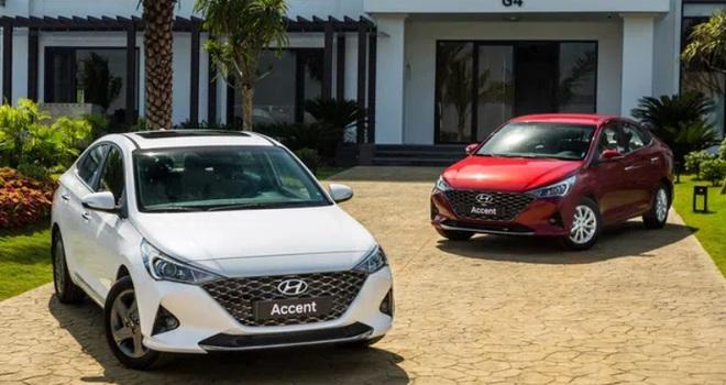 Khô máu với Toyota Vios, Hyundai Accent 2021 bán rẻ hơn 40 triệu đồng có gì? - Ảnh 13.
