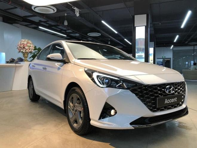 Khô máu với Toyota Vios, Hyundai Accent 2021 bán rẻ hơn 40 triệu đồng có gì? - Ảnh 11.