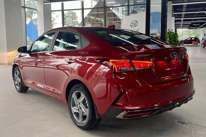 Khô máu với Toyota Vios, Hyundai Accent 2021 bán rẻ hơn 40 triệu đồng có gì? - Ảnh 5.