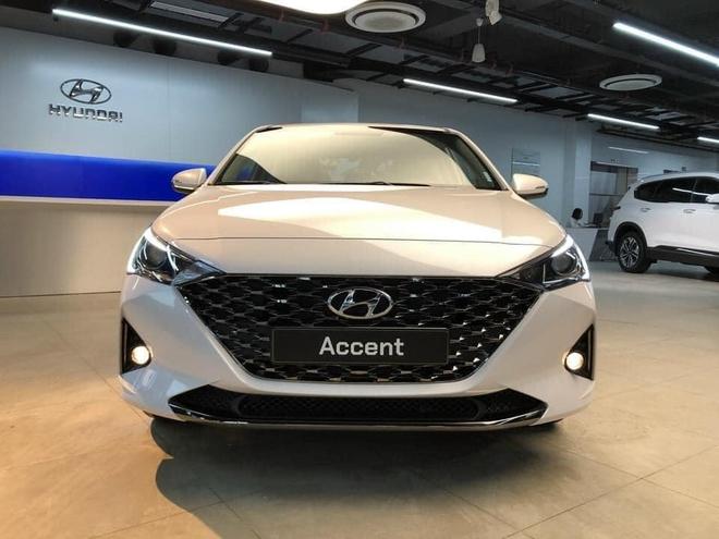 Khô máu với Toyota Vios, Hyundai Accent 2021 bán rẻ hơn 40 triệu đồng có gì? - Ảnh 12.