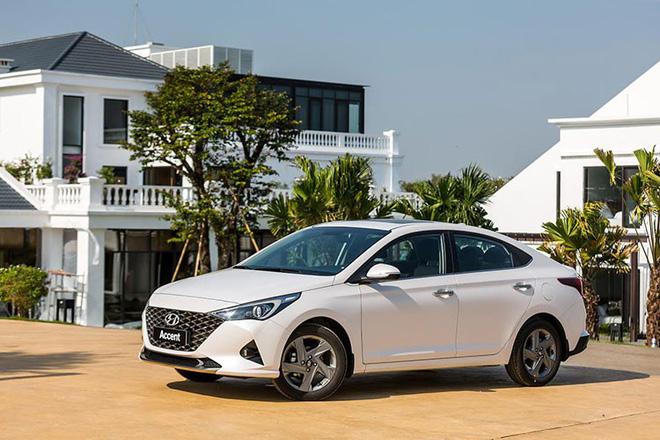 Khô máu với Toyota Vios, Hyundai Accent 2021 bán rẻ hơn 40 triệu đồng có gì? - Ảnh 1.