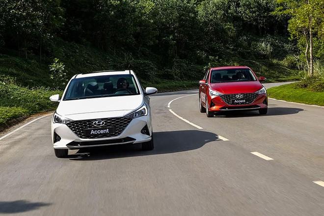 Khô máu với Toyota Vios, Hyundai Accent 2021 bán rẻ hơn 40 triệu đồng có gì? - Ảnh 14.