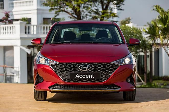 Khô máu với Toyota Vios, Hyundai Accent 2021 bán rẻ hơn 40 triệu đồng có gì? - Ảnh 2.