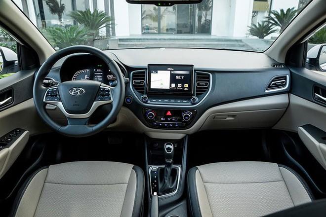 Khô máu với Toyota Vios, Hyundai Accent 2021 bán rẻ hơn 40 triệu đồng có gì? - Ảnh 6.