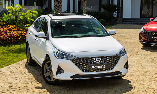 Khô máu với Toyota Vios, Hyundai Accent 2021 bán rẻ hơn 40 triệu đồng có gì? - Ảnh 4.