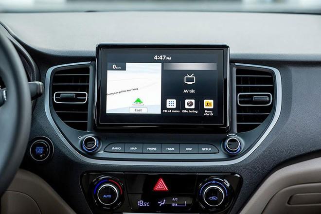 Khô máu với Toyota Vios, Hyundai Accent 2021 bán rẻ hơn 40 triệu đồng có gì? - Ảnh 7.
