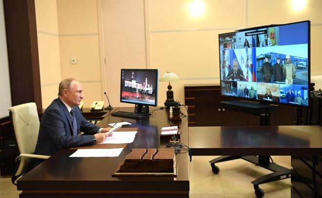 Tổng thống Putin chỉ thị bắt đầu tiêm vaccine ngừa Covid-19 quy mô lớn vào tuần tới - Ảnh 1.